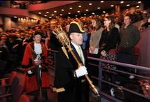 Winter Graduation Ceremonies 2013 / Winter Graduation Ceremonies 2013 held at the Royal & Derngate in Northampton
