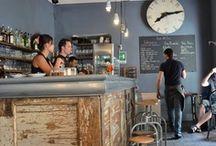Cafés/Casas de té/Restaurantes