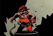 Mike Mignola / by Exon Hell