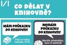 Infografiky / Infografiky týkající se naší knihovny
