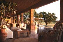 Camping chic- Safari