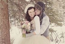 Winter Wedding Bliss / Winter weddings are beautiful! / by BARI JAY