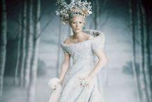 Strange queen...