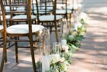 | Weddings | Ceremony Styling / Inspiration on how we can style a ceremony room for your special day