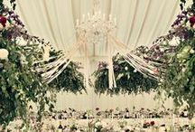 | Weddings | Ceiling Decor / Inspiration for how to dress ceilings for your event.