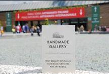 Handmade Gallery. Eccellenze italiane!