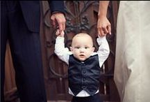 Woah, Baby! / A board dedicated to babies that are dressed to impress for the big day.  / by BARI JAY