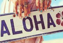 Aloha . / We are al made to aloha