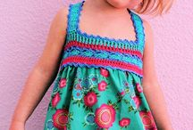 Crochet and Sewing for girls