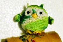 Creaciones Atenea: Crochet / Mis creaciones a crochet.  Con enlaces a los patrones gratis. Podrás verlas en  http://creacionesatenea.blogspot.com.es/ Patterns free