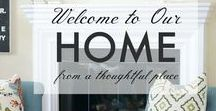 Home decorating / Tips for decorating different areas of the home
