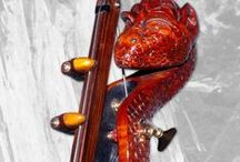 Magnum Opus: Musical Art / Musical instrument art / by Shaundra Newstead