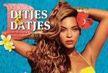 Covers Ditjes & Datjes 2014 / Covers van Ditjes & Datjes uit 2014