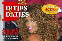 Covers Ditjes & Datjes 2015 / Covers van Ditjes & Datjes van 2015