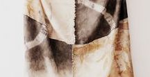 Pashminas by Heirloom / Beautiful brushed wool pashminas, handcrafted and hand dyed with native plant foliage....