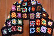 MIS ALUMNAS !!! / Todas las cosas que han aprendido a hacer  mis alumnas desde que están en mis clases de crochet.