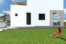 Le Residenze - In vendita - On sale - / Eleganti villette in vendita a Marzamemi - Villas on sale in Marzamemi