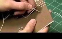 Bookbinding / Tips, Tools, and inspiration to help you make your own book or journal