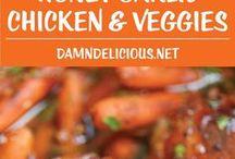 Crock Pot Recipes / Slow cooker/crock pot meal ideas