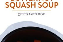 Soups and stews / Warm and savory soups and stews
