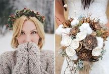 Winter Wedding Wonderland / Ideas, decor, and DIYs to create a dreamy winter wedding. / by BARI JAY
