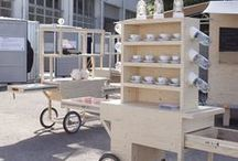 Bakery Food Trucks / For park & special events.