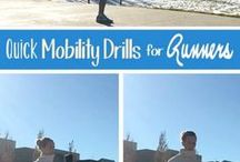 Running Drills / Running drills to improve form and efficiency