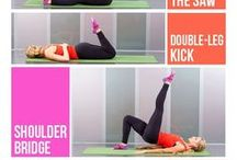 Pilates Workouts / Pilates routines focused on improving posture and a strong core