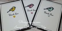 SSC 2018 / Ideas and inspiration from Stampin Up's Spring Summer (Occasions) Catalogue 2018
