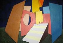 Peintures / T01022013, acrylique sur toile, 146 cm x 114 cm