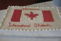 International Students Welcome Dinner, 2013 / International Welcome Dinner, February 4th 2013. http://www.mohawkcollege.ca/international.html