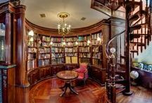 Amazing Libraries / home libraries and libraries around the world