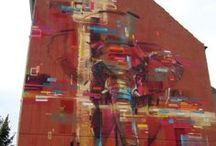 A piece of streetart