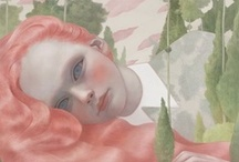 Artist -Hsiao Ron Cheng / by M Phillips