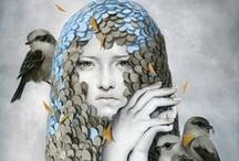 Artist -Tran Nguyen / by M Phillips