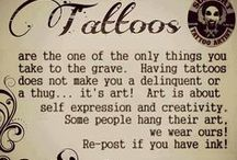 <3 For the LOVE of TATTOOS <3