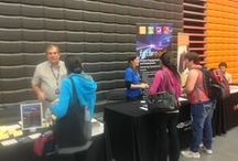 Mohawk College Annual Volunteer Fair / Check out the annual Volunteer Fair held at Mohawk College. Discover volunteer opportunities here: http://www.mohawkcollege.ca/student-life/activities-and-student-leadership/volunteering