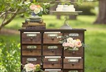 Matrimonio: Ispirazione - Wedding Inspiration / Decor - Decorazioni - Idee