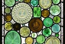 Intarsia & tiffany ideas