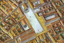 Pompeii / Древнеримский город, погребённый под слоем вулканического пепла в результате извержения Везувия 24 августа 79 года. Сейчас — музей под открытым небом.