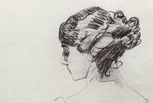 Valentin Serov (1865-1911) / Русский живописец и график, мастер портрета.