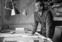 Alvar Aalto (1898-1976) / Финский архитектор и дизайнер, «отец модернизма» в Северной Европе, один из основоположников современной школы дизайна.