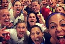 USWNT / by Olive Beamfly