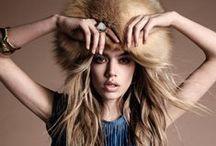 bohemian-fashion, style, inspiration / bohemian hippie photography fashion design