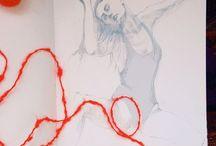 My illustration / #art#sketch#illustration