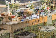 Home-Outdoor Dining / outdoor dining inspiration, interior design, al fresco dining