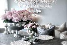 Interior Design-Shabby Chic