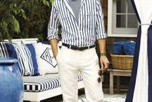 Summer Inspiration: Hamptons