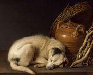 Dogs in Art / Dogs in Art (History)