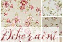 Dekorační látky / upholstery fabric / Látky na šití bytových doplňků, na polštáře, závěsy, ubrusy, potahy, polstrování
